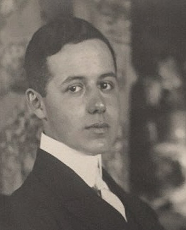 Albert Hamburger, circa 1913, Private Collection, Pittsburgh
