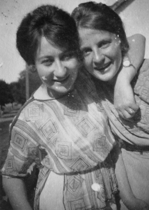 Emmy Scheyer und Käthe Evers, Privatsammlung, Moringen