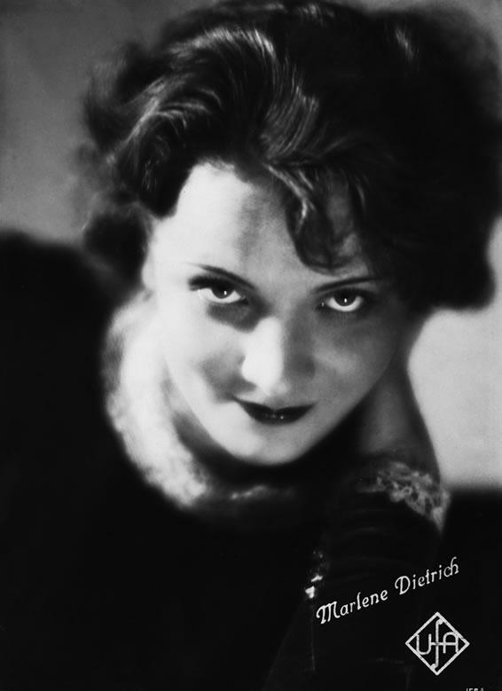 Marlene Dietrich, Filmmuseum Berlin – Stiftung Deutsche Kinemathek