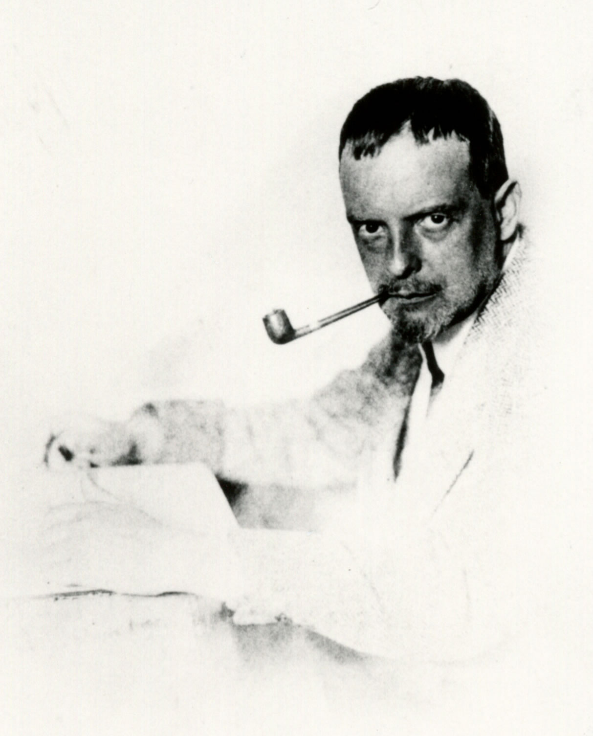 Paul Klee, Norton Simon Museum, The Blue Four Galka Scheyer Collection Archives, Pasadena, California