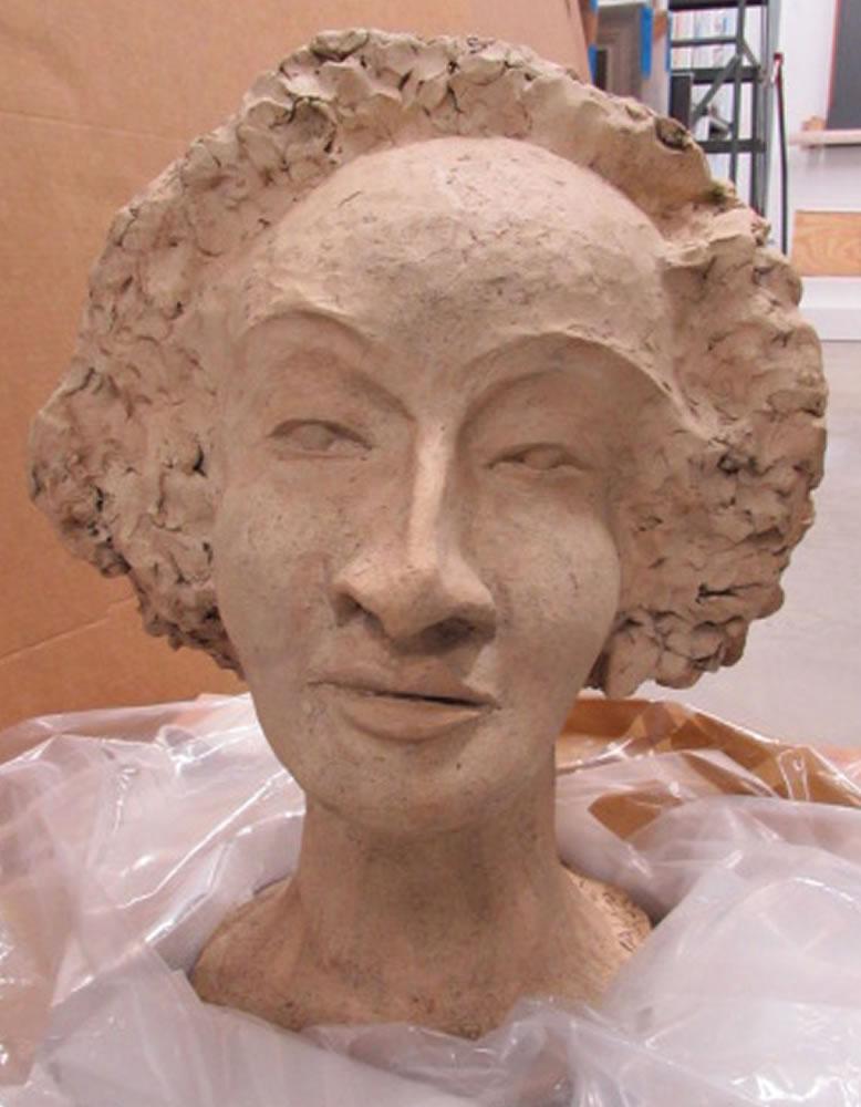 Lette Valeska, Galka, Long Beach Museum of Art