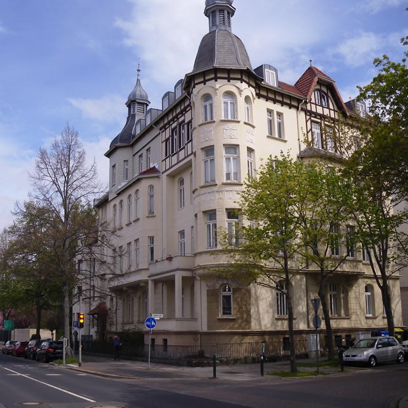 Wolfenbütteler Strasse 2, Braunschweig, Foto Privat