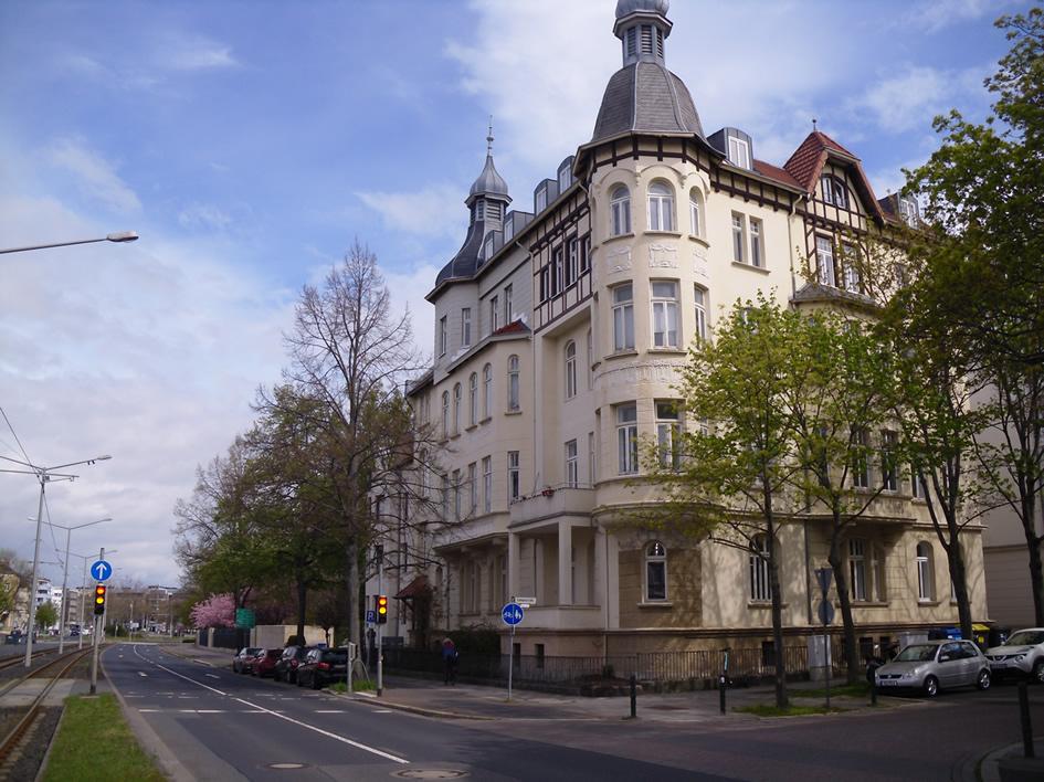 Wolfenbütteler Straße 2, Braunschweig, Foto Privat